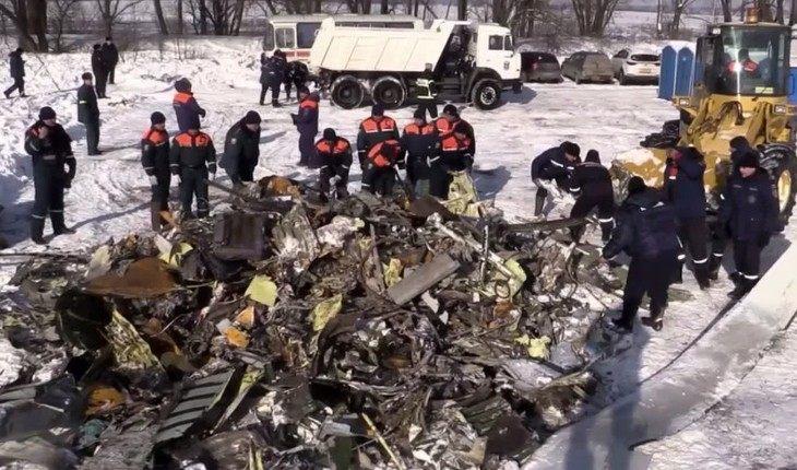 Самые страшные авиакатастрофы России XXI века