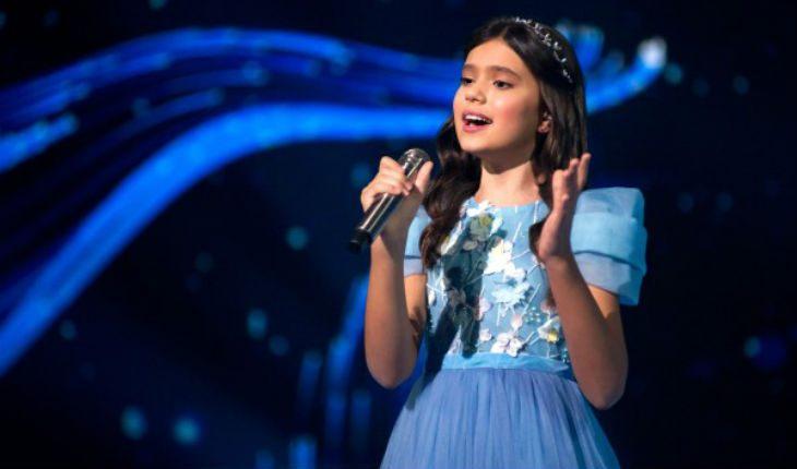 Дочка миллиардера представила Россию на «Евровидении»