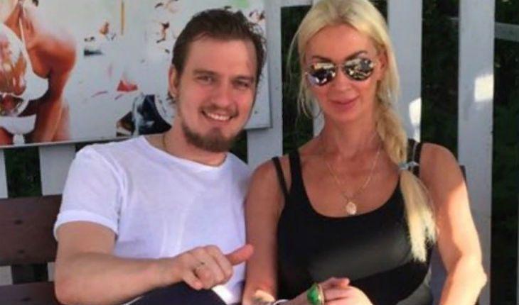 Игорь Макаров с мамой