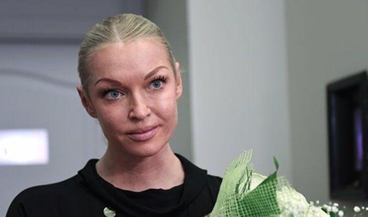 Волочкова никогда не жаловалась на отсутствие денег