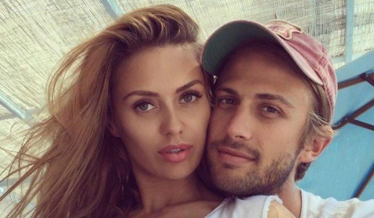 Виктория Боня с бывшим мужем Алексом Смерфитом