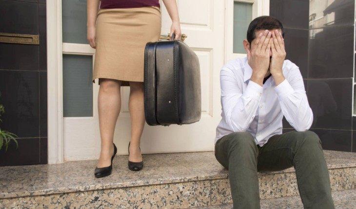 Жена ушла к другому, более обеспеченному мужчине