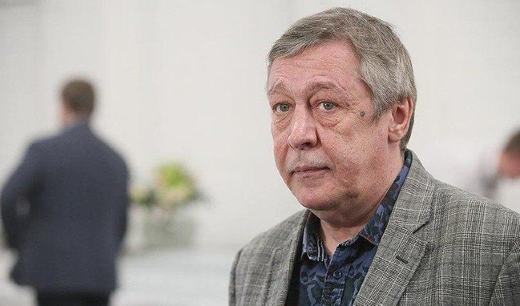 Появилась информация о попытке Михаила Ефремова покончить с собой