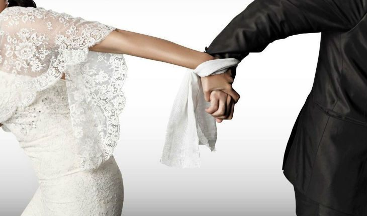 Муж боится свадьбы со мной, я Козерог