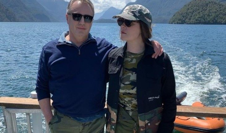 Екатерина Андреева опубликовала редкое фото с мужем
