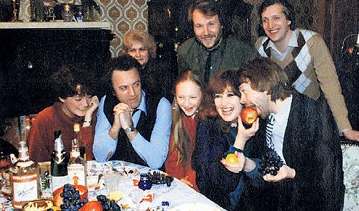 Домашний праздник Аллы Пугачевой