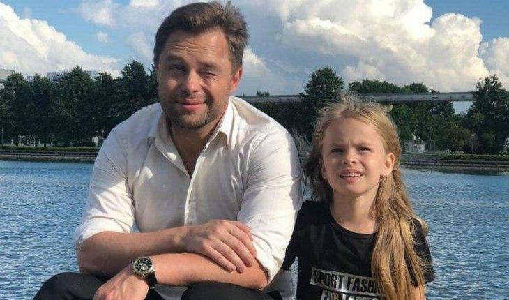 Виталий Гогунский признался, что не платит дочери алименты