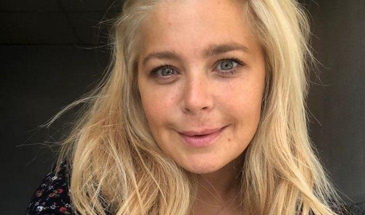 Ирина Пегова показала селфи без фотошопа