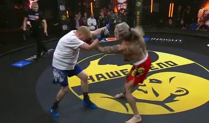 Бой тысячелетия: Милонов встретился на ринге с Джигурдой