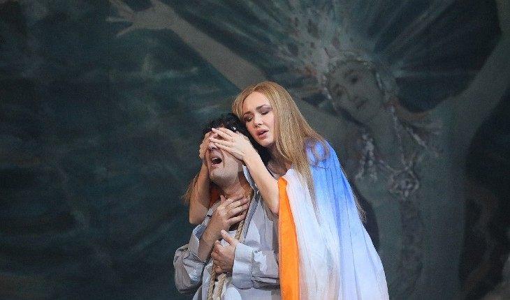 В Большом театре погиб артист, задействованный в постановке с Аидой Гарифуллиной