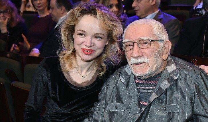 Почему Цымбалюк-Романовская развелась с Джигарханяном?