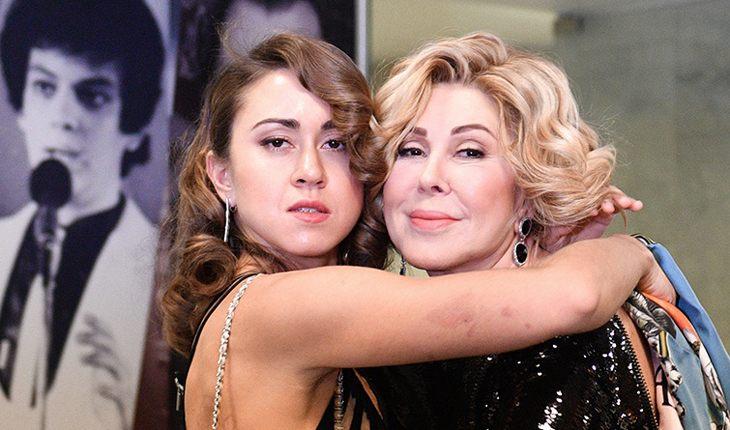 Помирившаяся с дочерью Любовь Успенская оплатит ей новую операцию