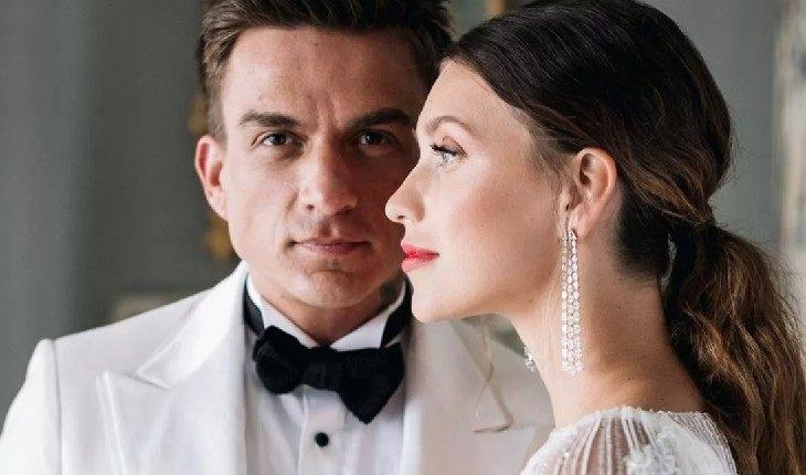 В сети обсуждают возможный развод Регины Тодоренко и Влада Топалова