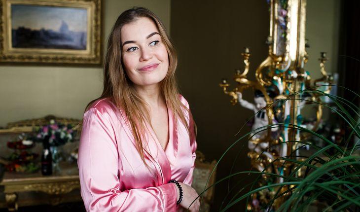 Кристина Бабушкина призналась в любви к Виторгану