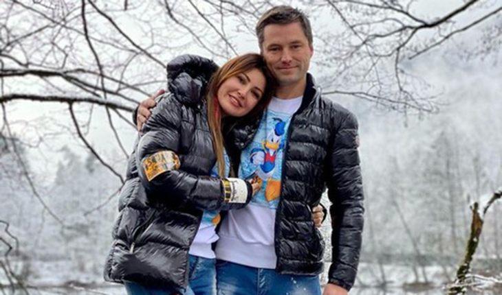 Избранник Макеевой обругал законную супругу, которую бросил с детьми