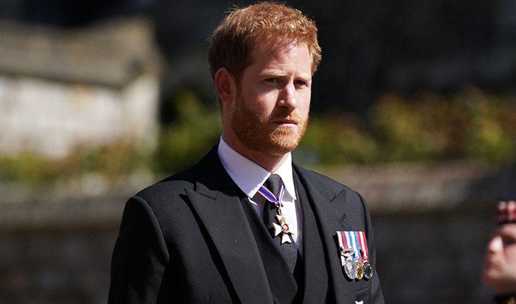 Принц Гарри решил не оставаться на день рождения Елизаветы II