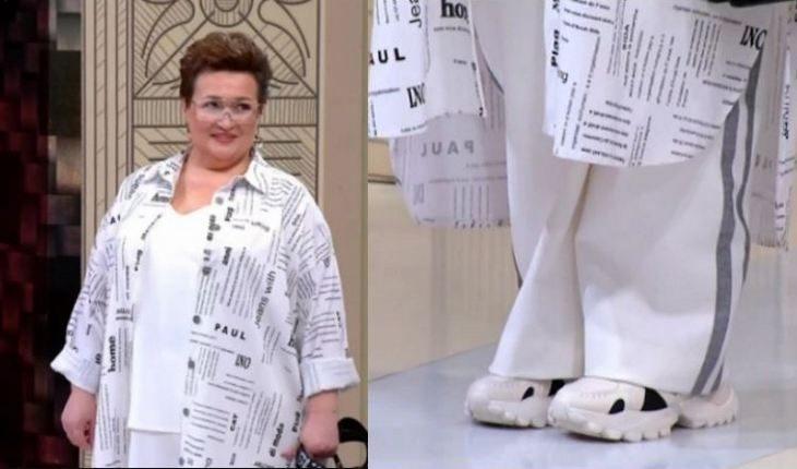 Эвелина Хромченко назвала детали, которые помогут полным выглядеть стройнее и моложе
