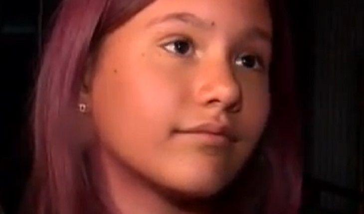 Дана Борисова обнаружила многочисленные порезы на руках и ногах 13-летней дочери