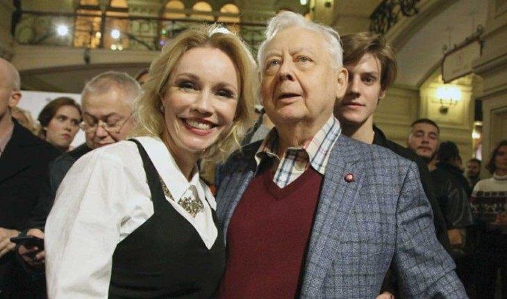 «Пусть господь простит ее»: Вдова Табакова прокомментировала заявления Прокловой