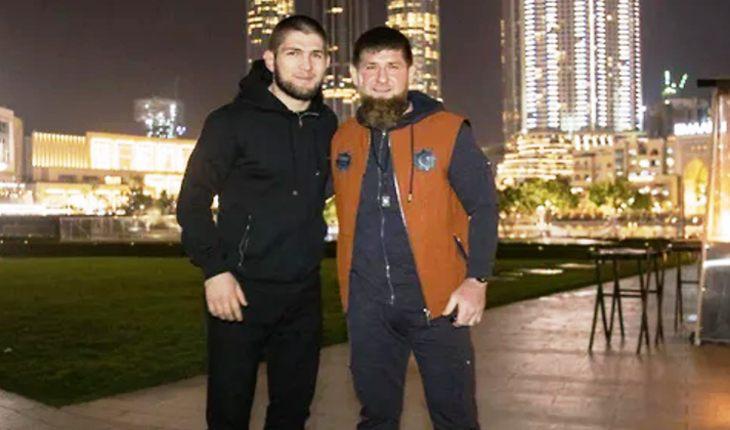 Кадыров предложил Хабибу порвать «Ахмат»