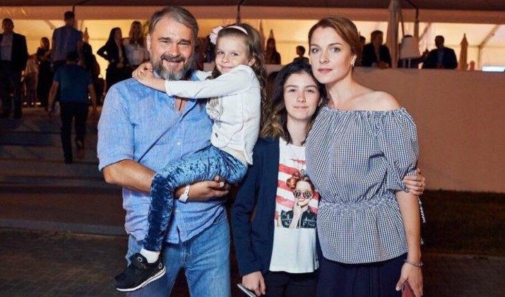 Светлана Антонова стала мамой в четвертый раз