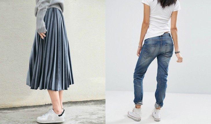 Модные советы для девушек, недовольных своей «пятой точкой»