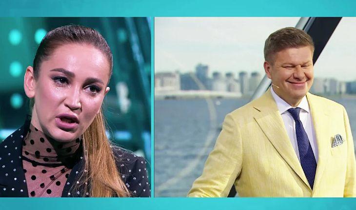 Зачем Ольгу Бузову и Дмитрия Губерниева столкнули лбами на «Матч-ТВ»?