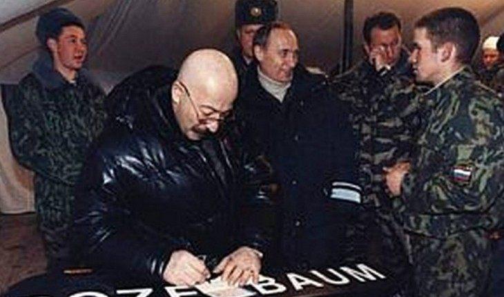 Искусство под обстрелом: 6 звезд, которые приезжали в военную Чечню с концертами