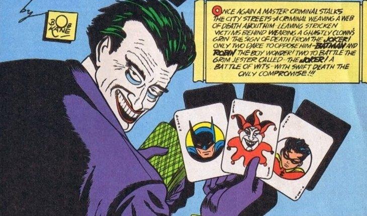 Первое появление Джокера в комиксах