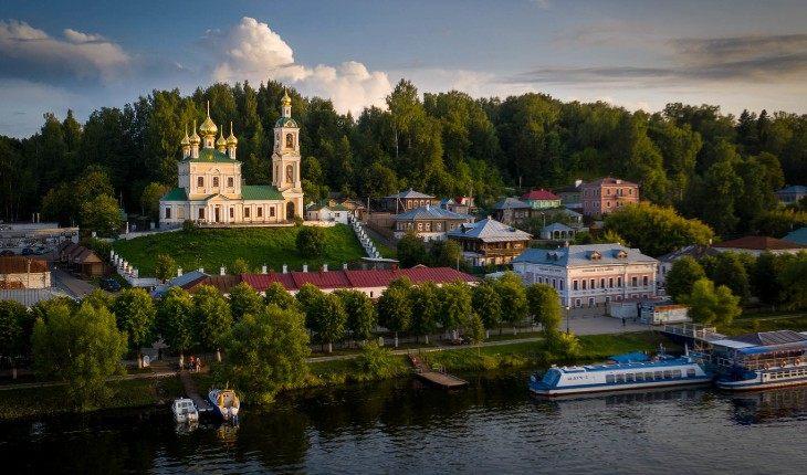 Замена морю: где отдохнуть на воде в Центральной России