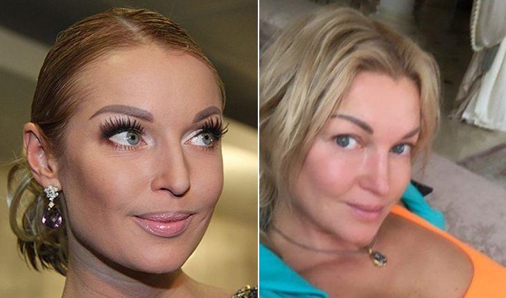 волочкова без макияжа фото