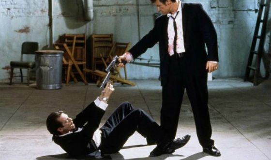 Какой фильм Тарантино самый кровавый?