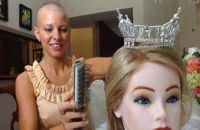 Облысевшая красавица вышла в финал конкурса красоты Мисс Америки