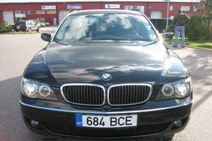 Возглавил тройку лидеров BMW 730dL