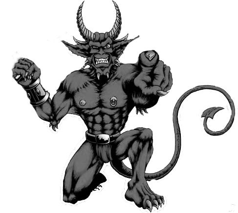 Поджигателей искушает дьявол