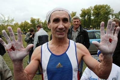 Николай Каклимов шел к своим победам через пот и кровь