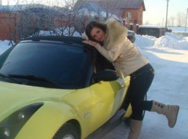 Рита Агибалова поменяла уже много машин