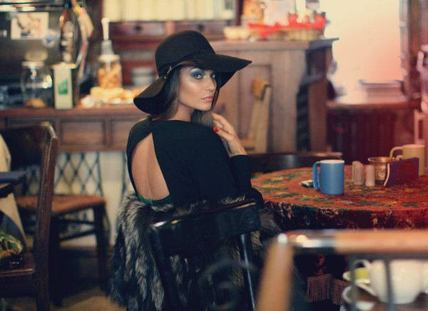 Алена Водонаева - ведьма