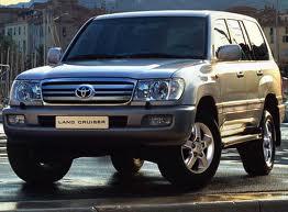Toyota Land Cruiser стала лидером продаж во Владивостоке
