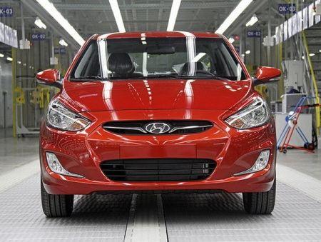 Самым востребованным автомобилем в Нижнем Новгороде признан Hyundai Solaris