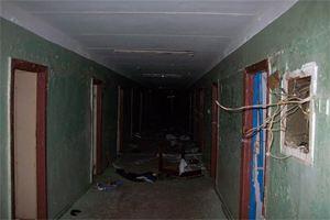 Пожар начался в одном из общежитий Кургана
