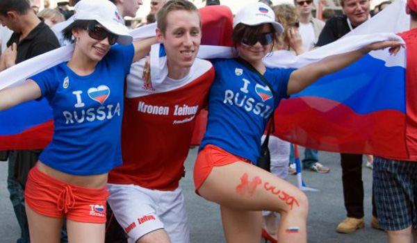 Так россияне приняли новости о чемпионате мира 2018 года