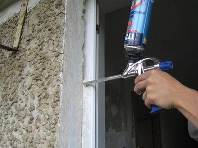Монтаж пластиковых окон должен быть качественным