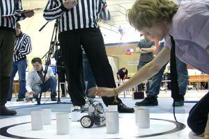 Роботы будут соревноваться в спорте и танцах