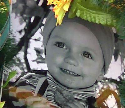 Сонечке Сиваковой было всего три года