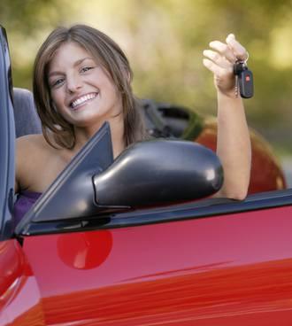 Авто-леди сразятся в многоборье