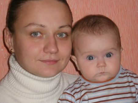 Анна Сивакова и ее дочь Сонечка останутся счастливыми только на фото