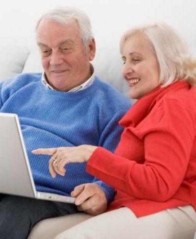 Люди после 50 пока мало пользуются Интернетом