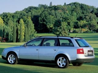 Audi премиум-класса популярен у менеджеров среднего звена