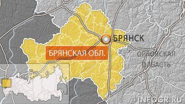 Инцидент в Брянской области